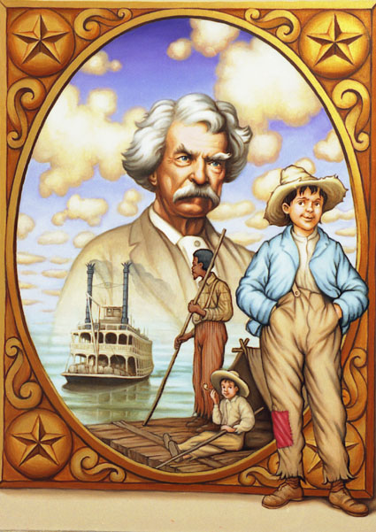 quotes by mark twain. Mark Twain Quotes. I am quite sure that (bar one) I have no race prejudices,